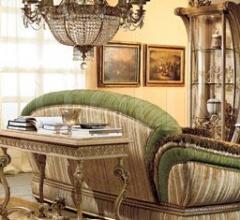 Трехместный диван 6623 фабрика Riva Mobili D`Arte