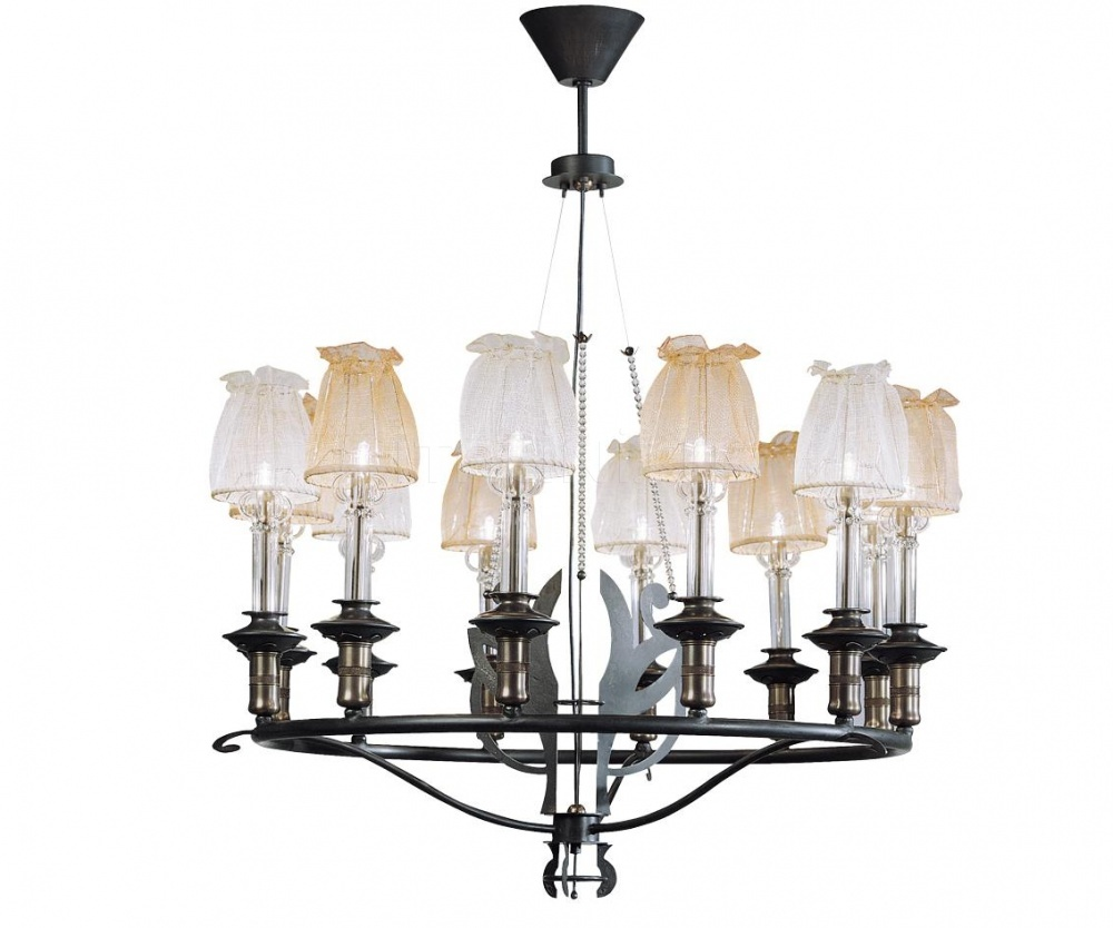Люстра Firenze Art. 3500/12P Lamp International