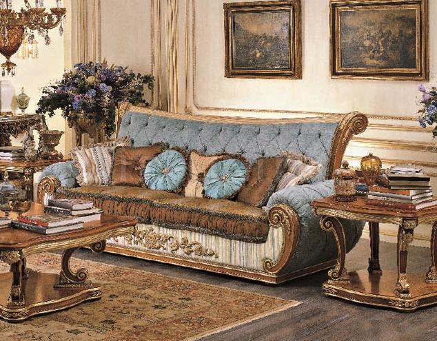 Трехместный диван 6613 Riva Mobili D`Arte