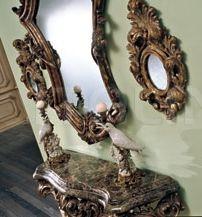 Настенное зеркало 6054 фабрика Riva Mobili D`Arte