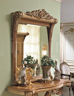 Настенное зеркало 6033 Riva Mobili D`Arte