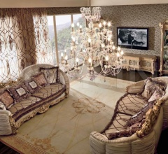 Трехместный диван 7983 фабрика Riva Mobili D`Arte