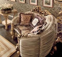 Двухместный диван 7982 фабрика Riva Mobili D`Arte