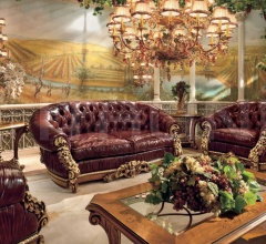 Двухместный диван 7932 фабрика Riva Mobili D`Arte