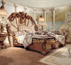 Кровать 7008 фабрика Riva Mobili D`Arte