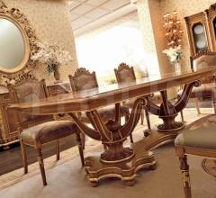 Раздвижной стол 3101 фабрика Riva Mobili D`Arte
