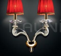 Настенный светильник A 14330/2 CP фабрика Renzo del Ventisette