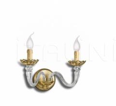 Настенный светильник A 13926/2 фабрика Renzo del Ventisette
