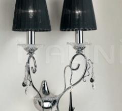 Настенный светильник A 14107/2 CP фабрика Renzo del Ventisette