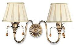 Настенный светильник A 13758/2 CP Renzo del Ventisette