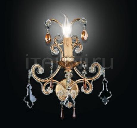 Настенный светильник A 14101/1 Renzo del Ventisette