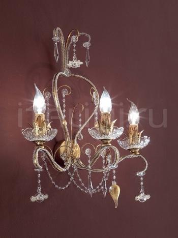 Настенный светильник A 14202/3 Renzo del Ventisette