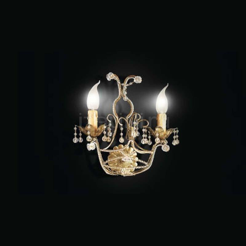 Настенный светильник A R1/2 Renzo del Ventisette