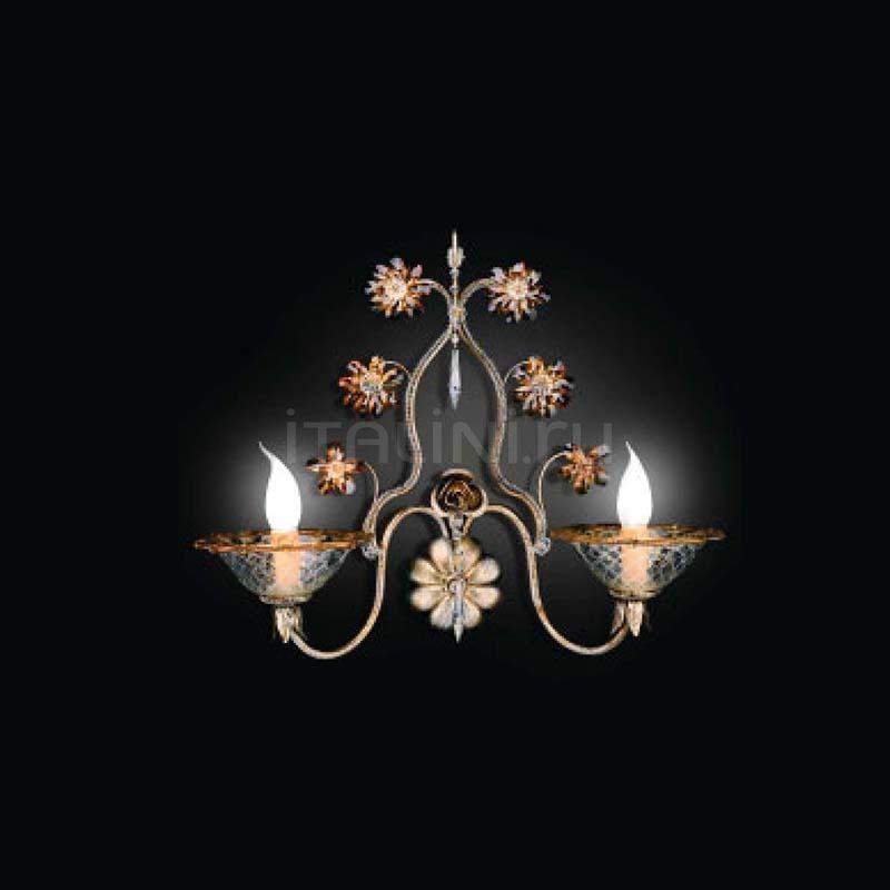 Настенный светильник A 14133/2 Renzo del Ventisette