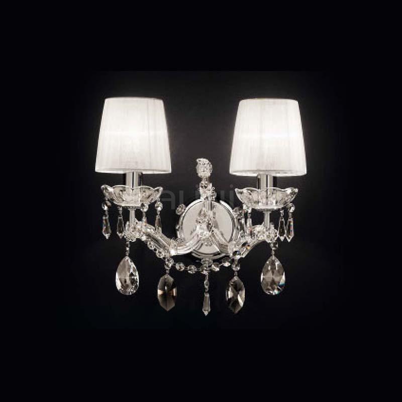 Настенный светильник A 14387/2 CP Renzo del Ventisette