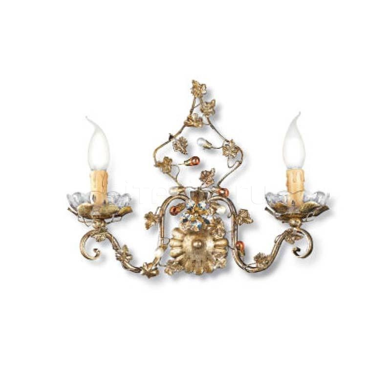 Настенный светильник A 13712/2 Renzo del Ventisette