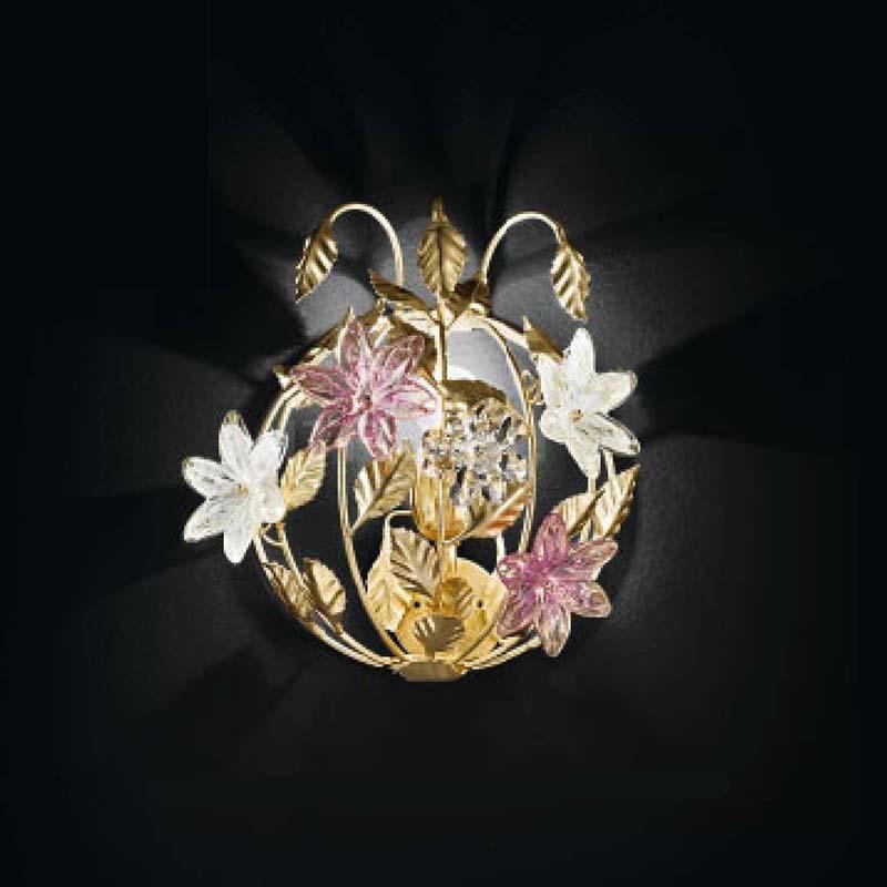 Настенный светильник A 14382/1 Renzo del Ventisette