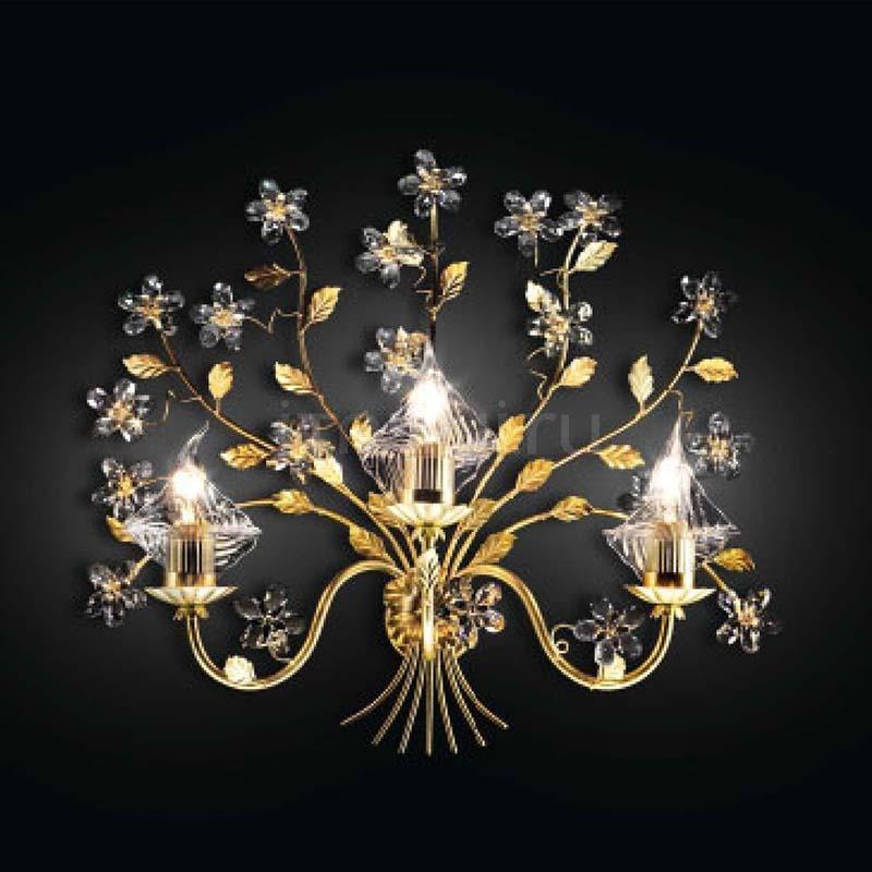 Настенный светильник A 14364/3 Renzo del Ventisette