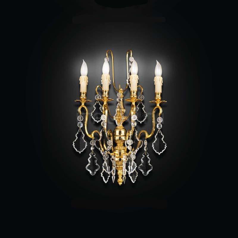 Настенный светильник A 12869/4 Renzo del Ventisette