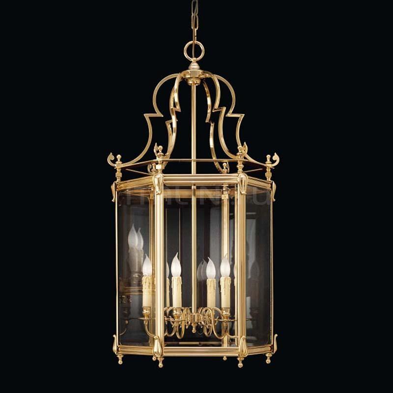 Подвесной фонарь LN 13156/6 G Renzo del Ventisette