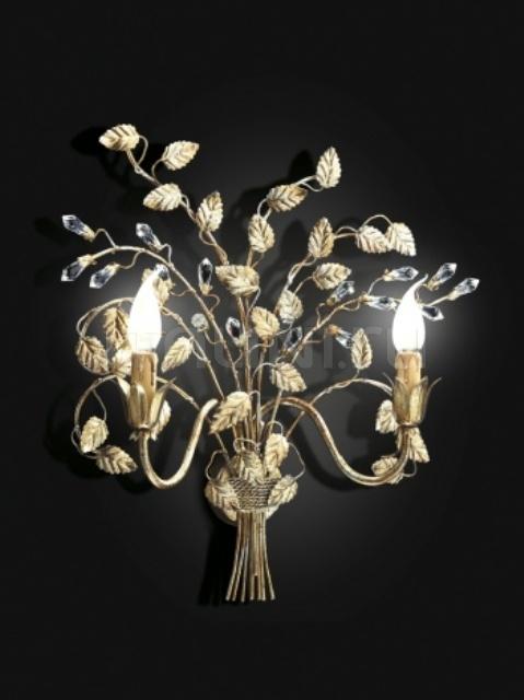 Настенный светильник A 13207/2 Renzo del Ventisette