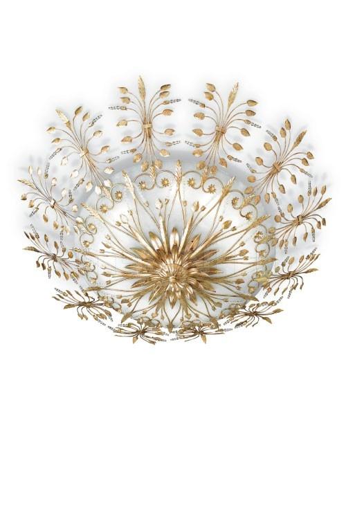 Потолочный светильник PL 13344/12 Renzo del Ventisette