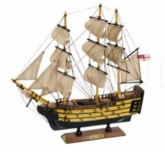 Интерьерная миниатюра HMS Victory 7502 фабрика Caroti