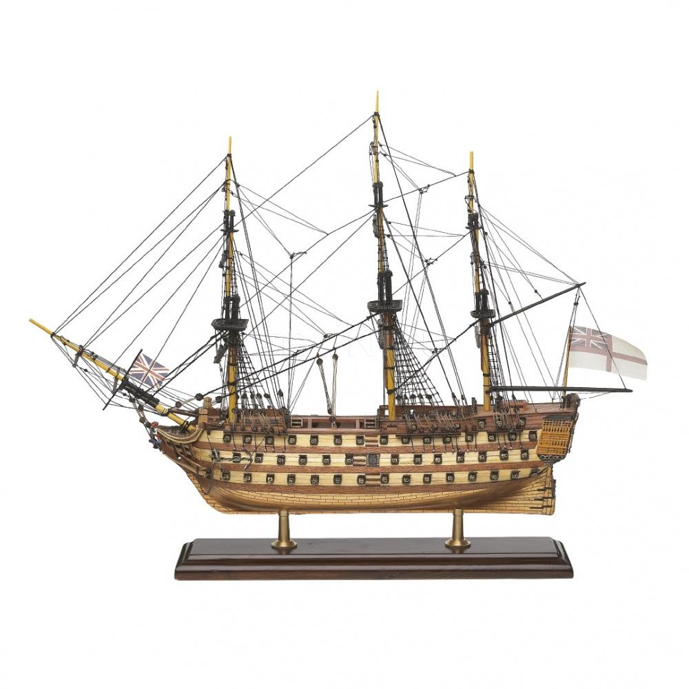 Интерьерная миниатюра HMS Victory Shipwright 7589 Caroti