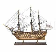 Интерьерная миниатюра HMS Victory Shipwright 7589 фабрика Caroti