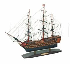 Интерьерная миниатюра HMS Victory Tribute 7602 фабрика Caroti