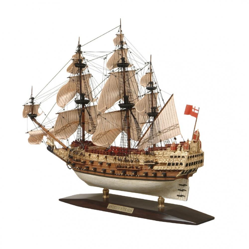 Интерьерная миниатюра Sovereign of The Sea 7635 Caroti