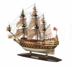 Интерьерная миниатюра Sovereign of The Sea 7635 фабрика Caroti