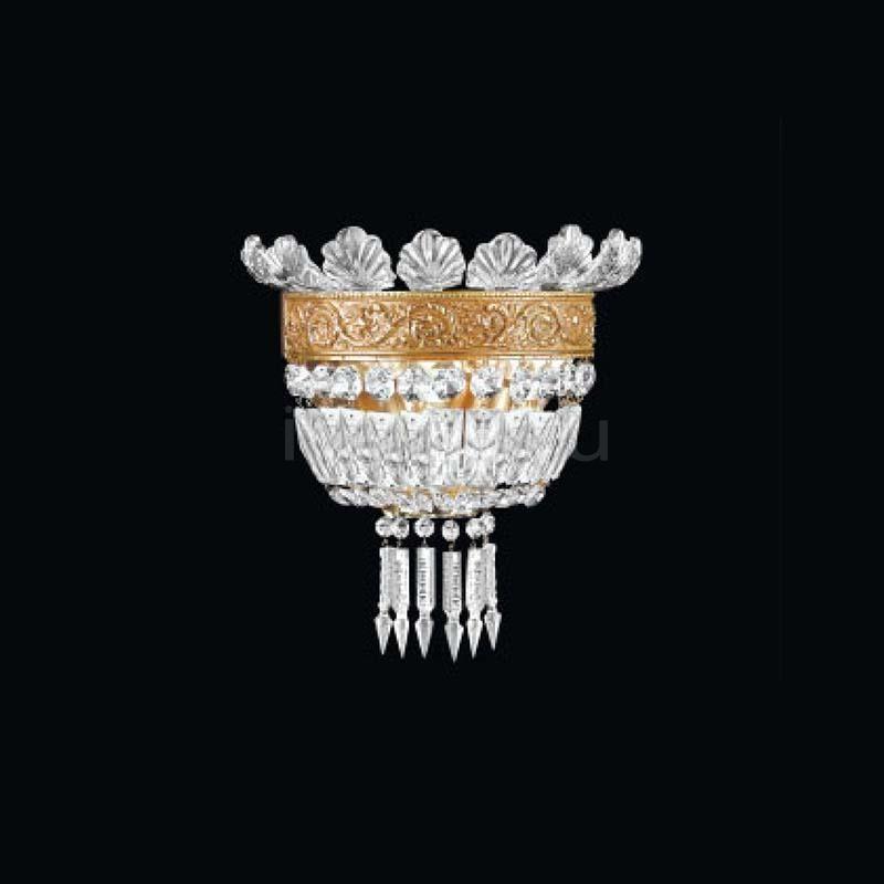 Настенный светильник A 2033/2 Renzo del Ventisette