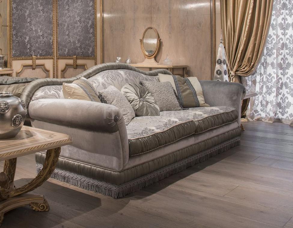 Трехместный диван D32-3T Pregno