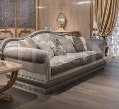 Трехместный диван D32-3T фабрика Pregno