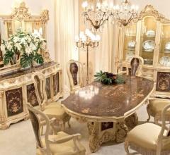 Стол обеденный 10290140015 фабрика Fratelli Radice