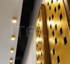 Потолочный светильник Two фабрика Panzeri