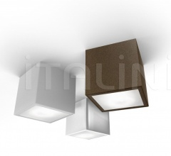 Потоллочный светильник Three фабрика Panzeri