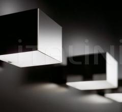 Настенно-потолочный светильник Domino inox фабрика Panzeri