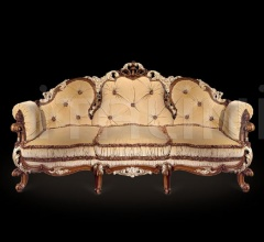 Трехместный диван 15275100040 фабрика Fratelli Radice