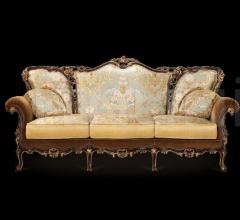 Трехместный диван 15250100095 фабрика Fratelli Radice