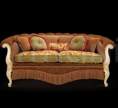 Двухместный диван 15655080005 фабрика Fratelli Radice