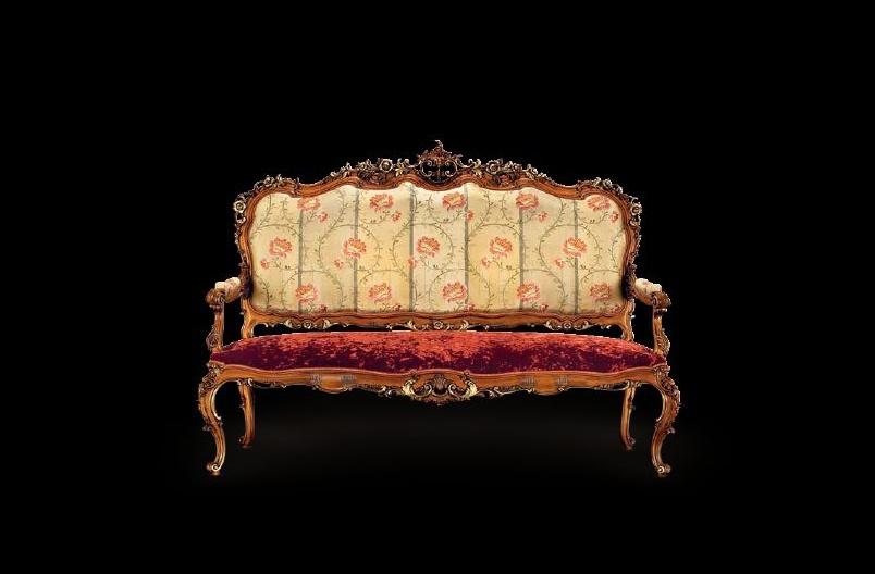 Трехместный диван 15630100090 Fratelli Radice
