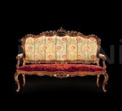 Трехместный диван 15630100090 фабрика Fratelli Radice