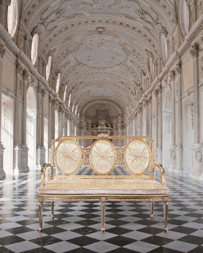 Трехместный диван 15180100105 Fratelli Radice