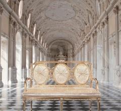 Трехместный диван 15180100105 фабрика Fratelli Radice
