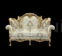 Двухместный диван 15310080040 фабрика Fratelli Radice