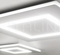 Потолочный светильник Flat фабрика Panzeri