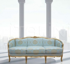 Трехместный диван 15280100070 фабрика Fratelli Radice