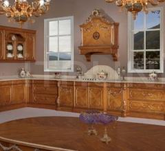 Кухня 370 фабрика Fratelli Radice